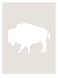 Beige White Buffalo