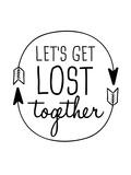 Black Let's Get Lost