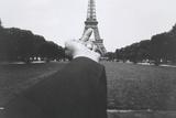 Eiffel Tower A Reproduction photo par Ai Weiwei