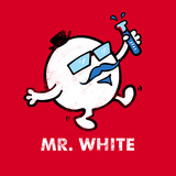 Mr White - Cute Walter White