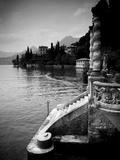 Lombardy  Lakes Region  Lake Como  Varenna  Villa Monastero  Gardens and Lakefront  Italy