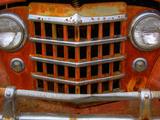 Rusty Trucks at Old Car City  Georgia  USA