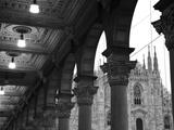 Lombardy  Milan  Piazza Del Duomo  Duomo  Cathedral  Dawn  Italy