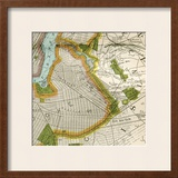 Vintage New York Map II