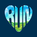 Run - Running Typography