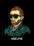 Van Gogh: Master of the Selfie