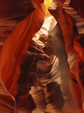Slot Canyon  Upper Antelope Canyon  Arizona  USA