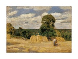 Harvest at Montfoucault