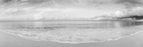 Waves on the Beach, Seven Mile Beach, Grand Cayman, Cayman Islands Papier Photo par Panoramic Images