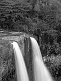 Wailua Falls  Lihue  Kauai  Hawaii  USA