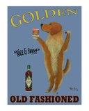 Golden Old Fashioned
