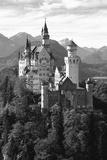 Neuschwanstein Castle  Allgau  Germany