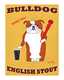Bull Dog English Stout