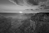 Cape Royal Viewpoint at Sunset  North Rim  Grand Canyon Nat'l Park  UNESCO Site  Arizona  USA