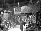 Marrakesh Market  Morocco