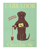 Labrador Chocolate Ale