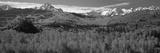 San Juan Mountains  Colorado  USA
