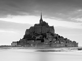 Mont St Michel  Manche  Normandy  France