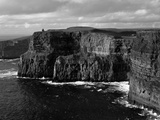 Cliffs of Moher, County Clare, Ireland Papier Photo par Gavin Hellier