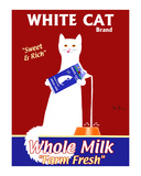 White Cat Milk