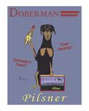 Doberman Pilsner