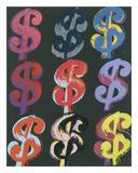 $9  1982 (on black)