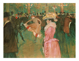 At the Moulin Rouge: The Dance  1890