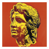 Alexander the Great  1982 (yellow face)