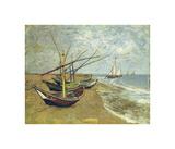 Boats Saintes-maries