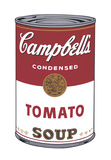 Campbell's Soup I: Tomato, 1968 Reproduction d'art par Andy Warhol