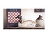Checkers and Slats