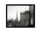 Chrysler Building Motion Landscape 1