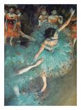 Danseuse Reproduction d'art par Edgar Degas