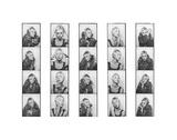 Edie, c. 1966 Reproduction d'art par Andy Warhol