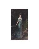 Portrait of Millicent Leveson-Gower (1867-1955)  Duchess of Sutherland  1904