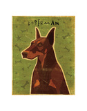 Doberman (Red)