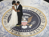 President Obama and The First Lady