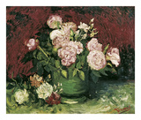 Roses and Peonies  1886