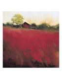 Red Land (detail)