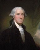 Portrait of George Washington  1795