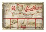 Scenic US 66 thru New Mexico