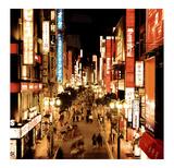 Shinjuku Neons  Tokyo