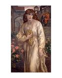 Salutation of Beatrice  1880-82