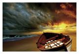 Soft Sunrise on the Beach 9