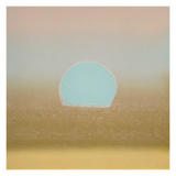 Sunset  1972 (gold  blue)