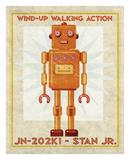 Stan Jr Box Art Robot