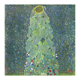 The Sunflower, c. 1906-1907 Reproduction d'art par Gustav Klimt