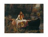 The Lady of Shalott  1888
