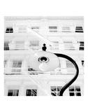 White Facade (B&W)
