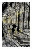 Walking in Montmartre